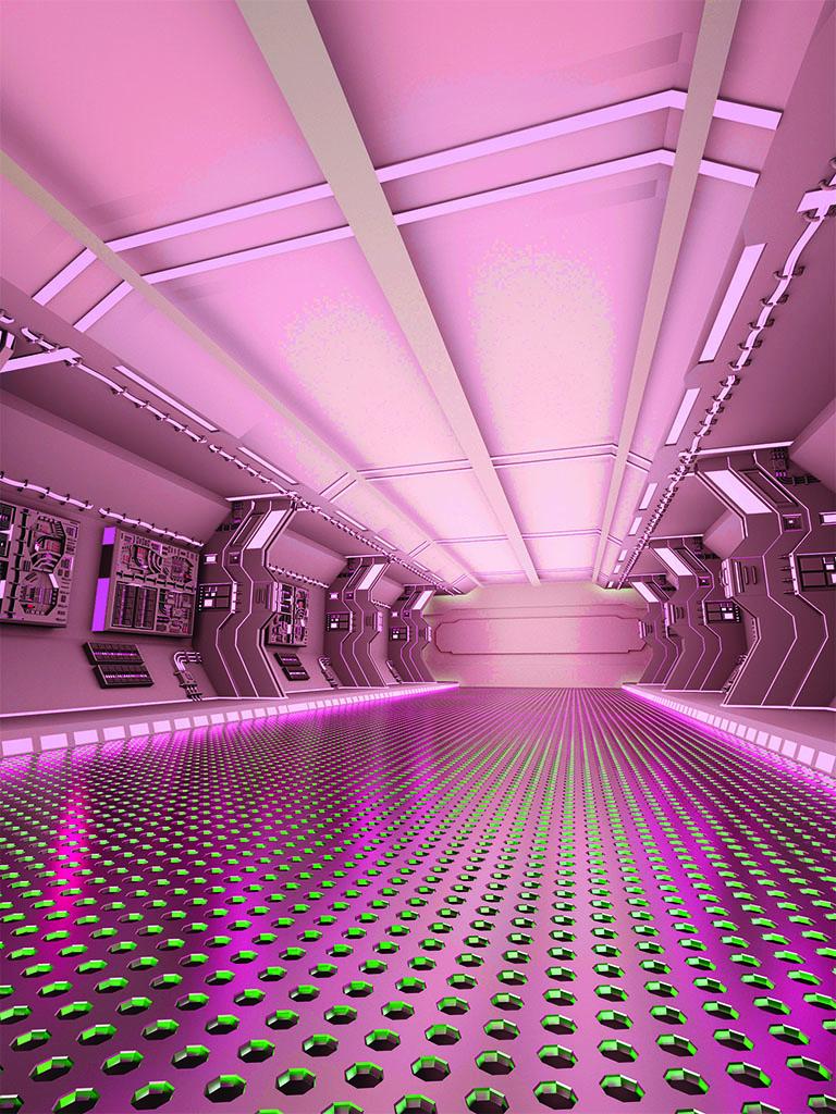 Background image cargo bay